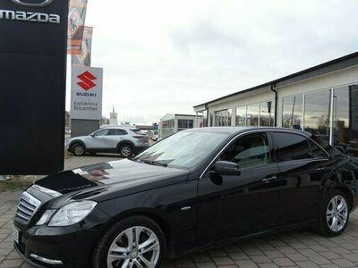 begagnad Mercedes E200 E BenzCDI BlueEFFICIENCY Classic 2012, Sedan Pris 124 000 kr