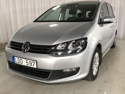 gebraucht VW Sharan 2.0 TDI BlueMotion Technology (140hk)