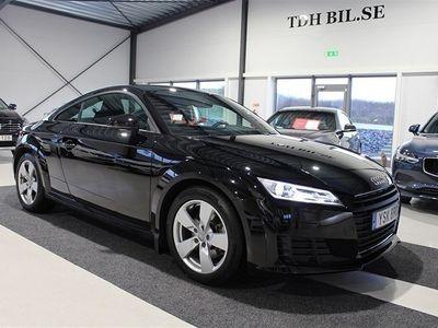 begagnad Audi TT Coupé 1,8TFSI 180HK EU6 VINGE