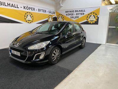 begagnad Peugeot 308 5-dörrar 1.6 e-HDi FAP 111hk