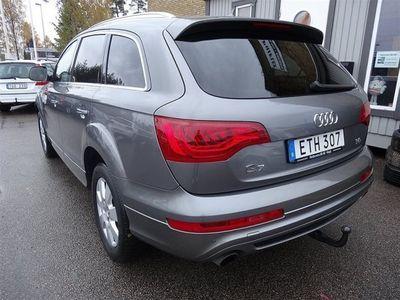 gebraucht Audi Q7 3,6 FSI S-Line *6-Sits, GPS*