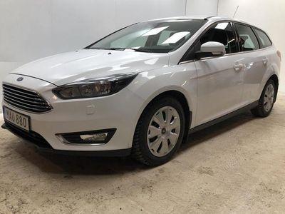 begagnad Ford Focus 1.5 TDCi Kombi