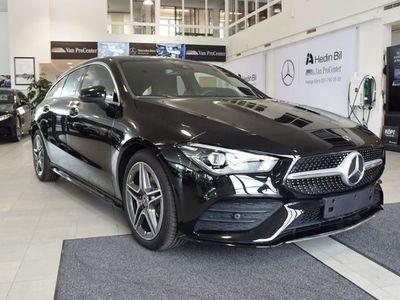 begagnad Mercedes CLA200 AMG Demo