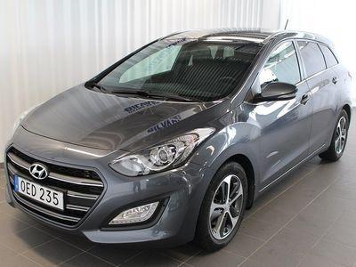 begagnad Hyundai i30 1.6 Crdi Kombi Go