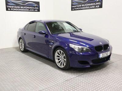 begagnad BMW M5 Sedan AUTOMAT 507HK 2222KR/mån