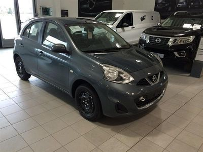 begagnad Nissan Micra 1,2 Acenta