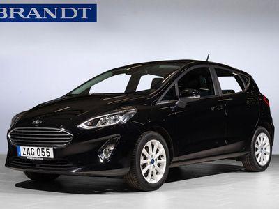 begagnad Ford Fiesta  1.0 EcoBoost Titanium 100hk