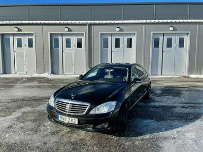 begagnad Mercedes S350