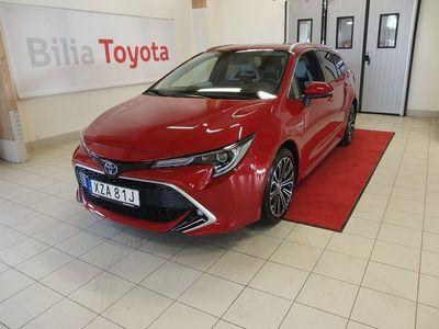 begagnad Toyota Corolla Touring Sports Hybrid 1.8 VVT-i CVT Executive