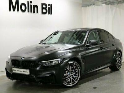 begagnad BMW M3 Competition Navigation 2018, Sedan Pris 659 600 kr