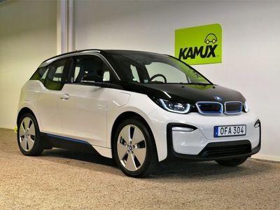 begagnad BMW i3 94 Ah REX Single Speed, 170hk, 2018