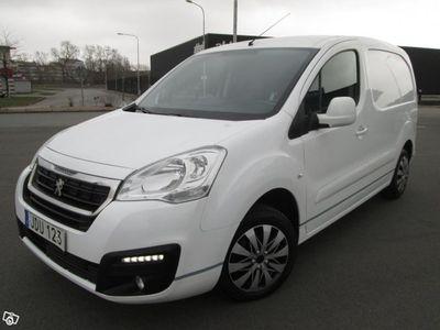 begagnad Peugeot Partner 1.6 HDI Skåp (75hk) -16