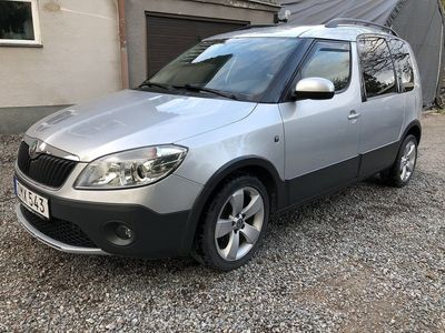 usata Skoda Roomster Scout 1.2 tsi