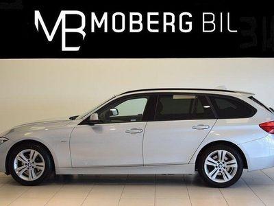 begagnad BMW 320 d Touring 190hk AUT Sport Line Drag