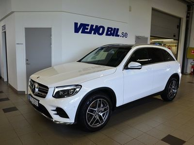 brugt Mercedes GLC220 d 4Matic, AMG Line, Backkamera, Navigation, Panorama