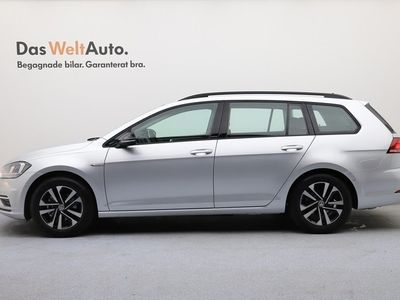 begagnad VW Golf Variant 1.5 TSI 130hk MAN IQ-DRIVE EDT