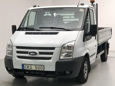 begagnad Ford 300 Transit Chassis Cab2.2 TDCi Pickup (125hk)