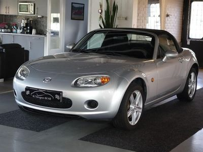 begagnad Mazda MX5 1.8 Cab / 4698 mil