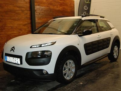 used Citroën C4 Cactus 1.2 PureTech EGS Euro 6 82h -16