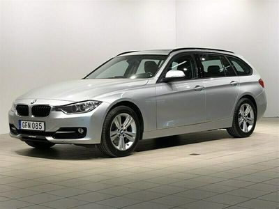 begagnad BMW 318 d xDrive Touring / 3,95% ränta Kombi