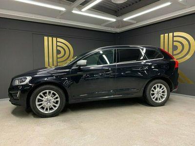 begagnad Volvo XC60 D4 AWD (181hk) Momentum, R-Design