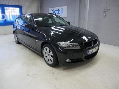 begagnad BMW 318 d Touring. E91 2011, Personbil 86 000 kr