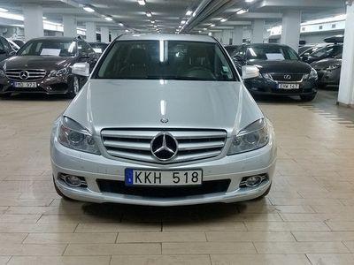 begagnad Mercedes 280 Benz C 7G-Tronic 2007, Sedan 99 000 kr