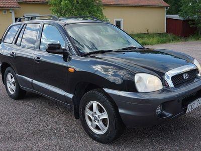 brugt Hyundai Santa Fe 2.4 4WD 145hk