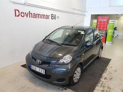 begagnad Toyota Aygo 5-d 1.0 VVT-i Nybesiktigad/Nyserv