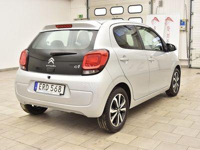 begagnad Citroën C1 1.2 PureTech 5dr 82hk MOMSBIL 1702MIL