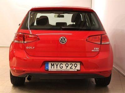 begagnad VW Golf 1,2 TSI 110 DSG