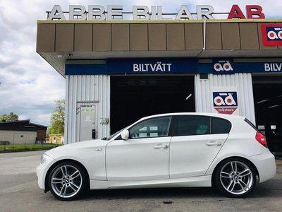begagnad BMW 118 d M Steptronic 143hk