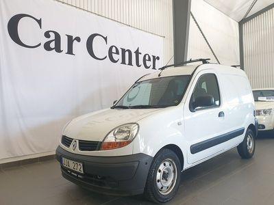 begagnad Renault Kangoo FCExpress / 1.5 dCi / 65 hk / Drag