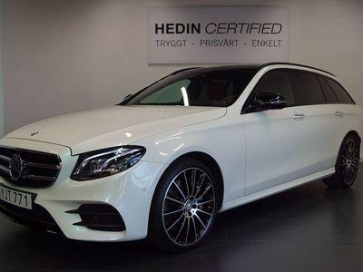 "begagnad Mercedes E350 - BenzKombi / AMG Paket "" Fint Utrustad "" 258hk"
