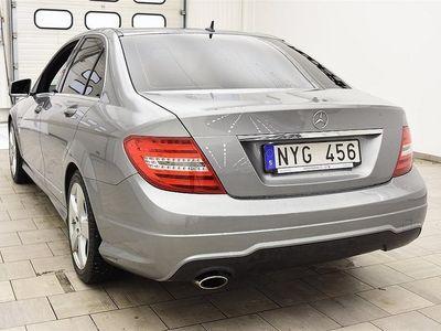 begagnad Mercedes C220 CDI 170hk AUT / NAVI / 2908MIL