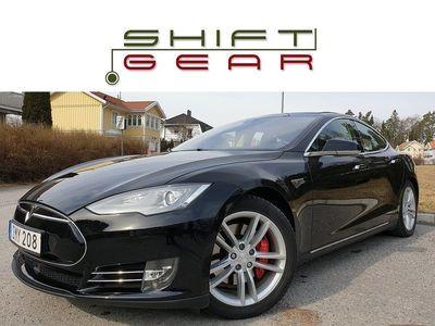 used Tesla Model S P85 AUTOPILOT 5560 mil LEASEBAR