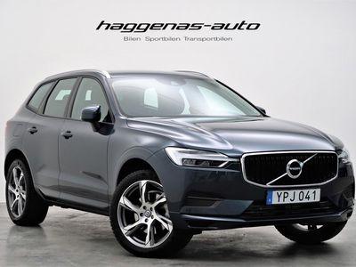 begagnad Volvo XC60 T5 / Momentum Edition / VOC / 250hk