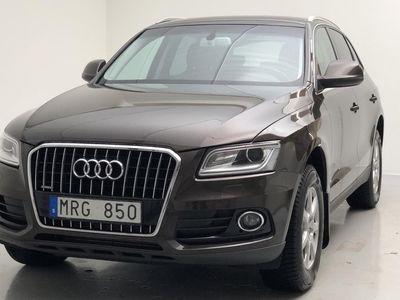 begagnad Audi Q5 2.0 TDI quattro 2013, SUV 130 000 kr