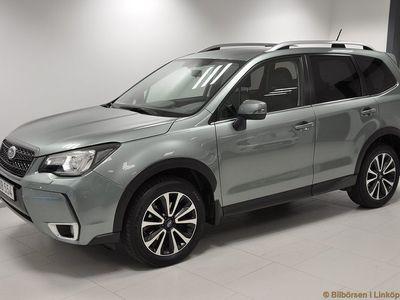 begagnad Subaru Forester 2.0i XT Sport CVT 2017, Kombi 259 900 kr