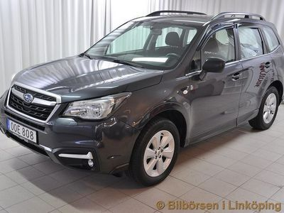 used Subaru Forester 2.0D X