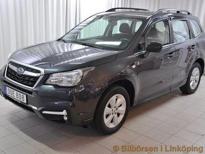 begagnad Subaru Forester 2.0D X