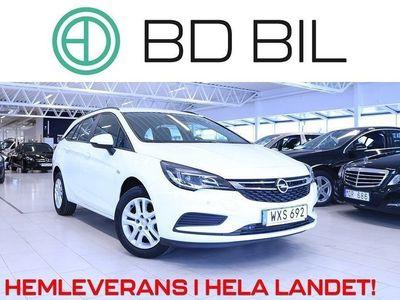 begagnad Opel Astra 1.4 TURBO CNG EU6 NYSERVAD