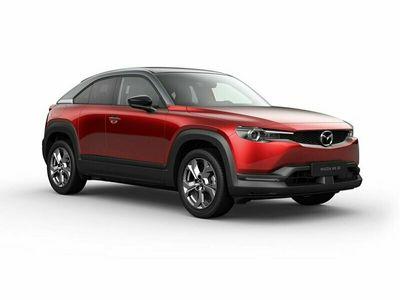 begagnad Mazda MX30 FRI SERVICE First Edition e-Skyactiv 143 hk