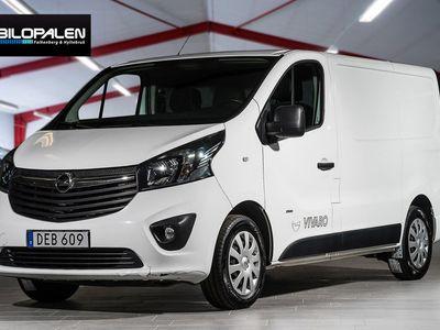 begagnad Opel Vivaro L1H1 1.6 CDTI, 85 kW (1