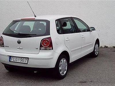 begagnad VW Polo 1,4 (75hk) 5dörr AUT Högerstyrd