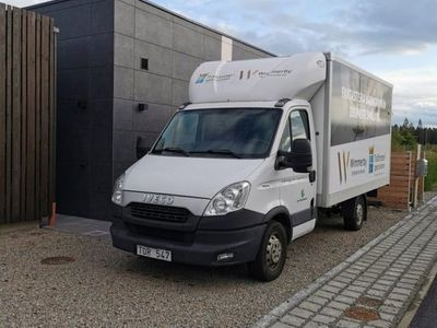 begagnad Iveco Daily 35S13
