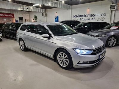 begagnad VW Passat TDI 4Motion DSG Executive EU6 D-värm 190hk