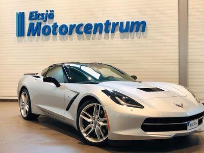 """begagnad Chevrolet Corvette Stingray Corvette""""Targa"""" 466hk"""