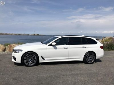 begagnad BMW 540 i xDrive M Touring Innovation Edi -18