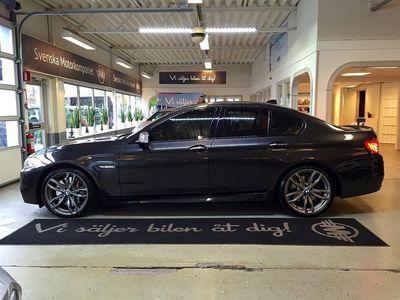 begagnad BMW M550 d xDrive F10 Nyinkommen!